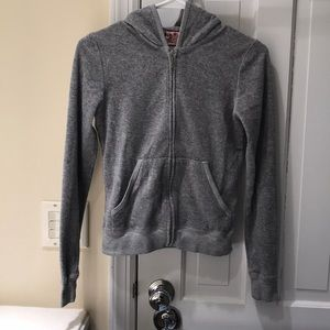 Juicy Couture Grey Track Jacket